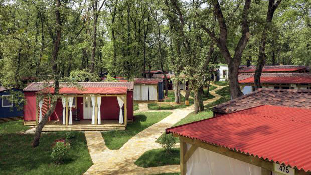 Mobile Homes AMINESS PARK MAREDA