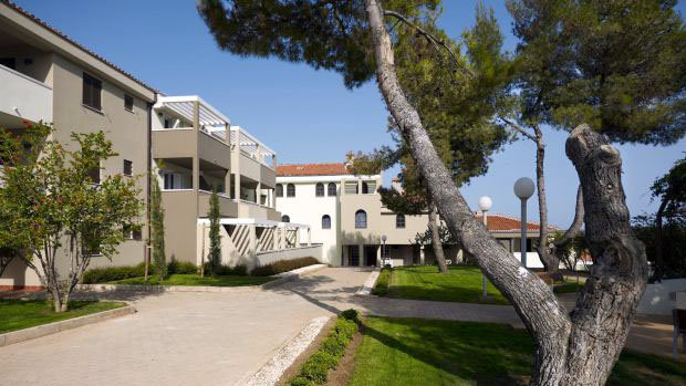 Appartements PARK PLAZA VERUDELA
